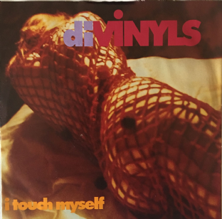 "Divinyls ‎- I Touch Myself (7"") (VG-/VG-)"
